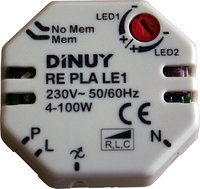 DINUY RE PLA LE1 REGULADOR LAMPARAS LED 230V/12V