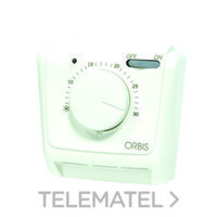 ORBIS OB320522 TERMOSTATO CLIMA MLI INT.MANUAL ON/OFF