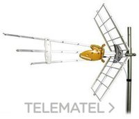 TELEVES 149902 ANTENA DAT HD BOSS 790 UHF C21-C60 13dB